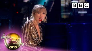@Taylor Swift Performs Lover   The Final | BBC Strictly Come Dancing 2019