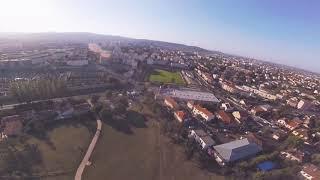 Drone racer fpv