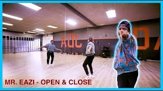Afrodance TUTORIAL With REIS FERNANDO   Mr Eazi   Open & Close (feat. Diplo)