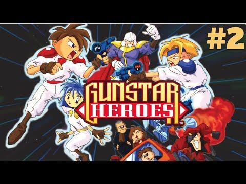 [Mega Drive/Genesis] Gunstar Heroes - The Underground Mine #2