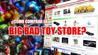 Tips Trooper #9 - (DESACTUALIZADO) ¿Cómo Comprar en Big Bad Toy Store?