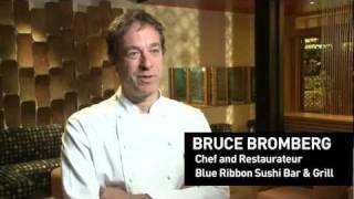 Blue Ribbon Sushi At Cosmopolitan Hotel