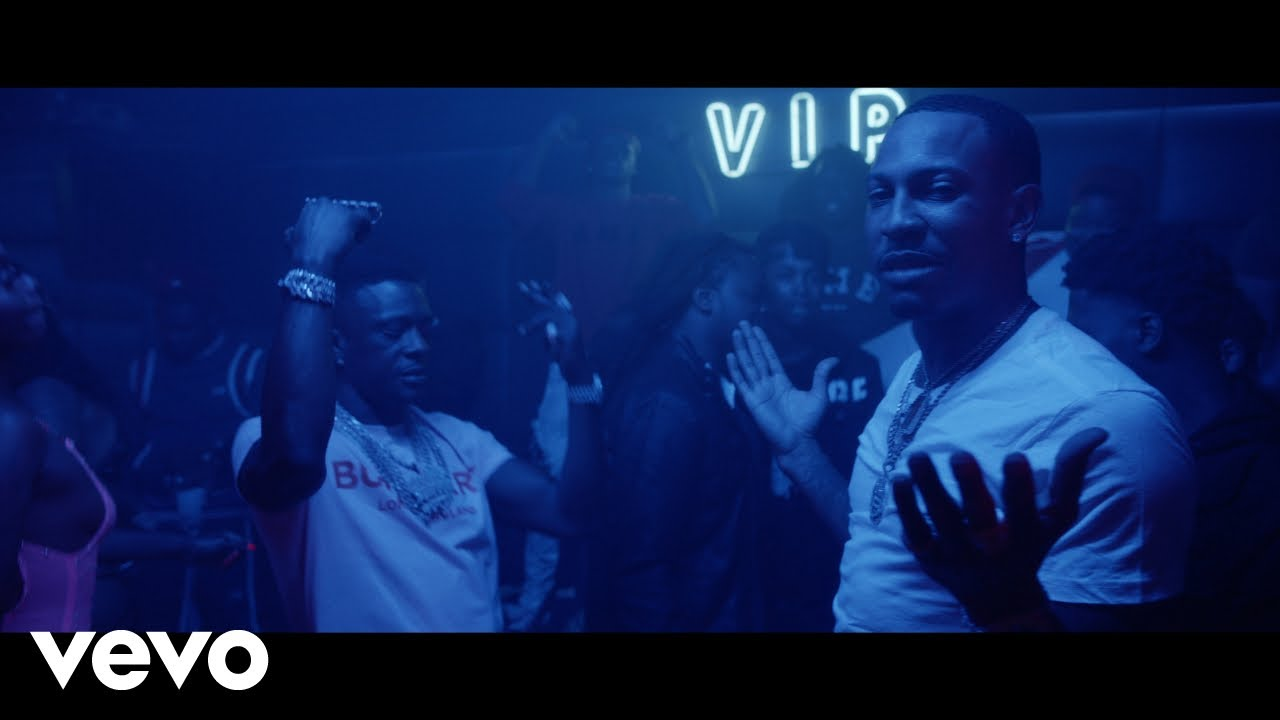 Trouble - Ain't My Fault Ft. Boosie Badazz (Official Music Video)
