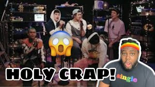 PRETTYMUCH Performs 'Gone 2 Long' | In The Basement | REACTION