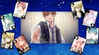 【合唱】アイのシナリオAi no Scenario 【男女8人】 Nico Nico Chorus (Magic Kaito 1412 OP)