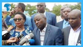 WASREB Chairman Joshua Irungu declares war on cartels which have