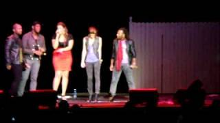 Jordin Sparks 'I'll Be Home For Christmas' Star 94 Jingle Jam Atlanta 12-17-09