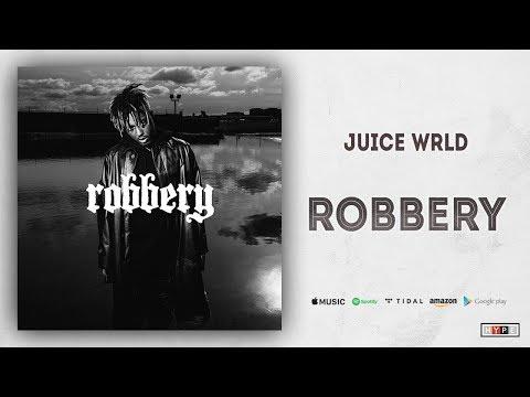 "Juice WRLD – ""Robbery"""
