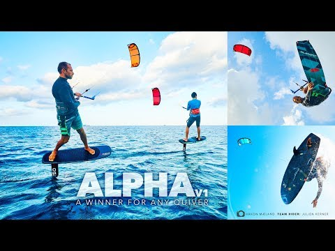 Ozone Alpha V1 - A Winner For Any Quiver