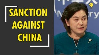 US lawmakers pushing hard for sanction against China over crackdown on Muslims