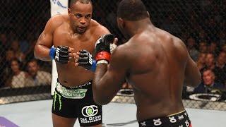 UFC 210: Técnica x Força