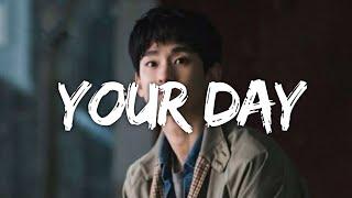 Kim Ki Won (김기원) - Your Day ft. (Kim Bom) 김봄 (Lyrics/가사) (From It's Okay To Not Be Okay)