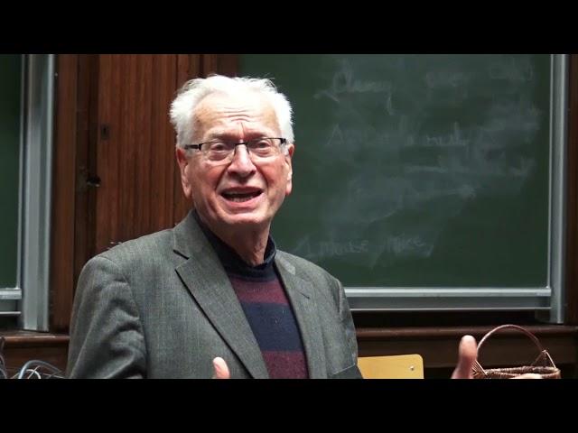 Conférence gesticulée de Bernard Friot : Je veux décider du travail jusqu'à ma mort