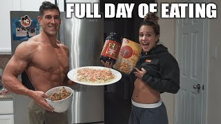 Full Day of Eating with Dessert - Macros and Refeed