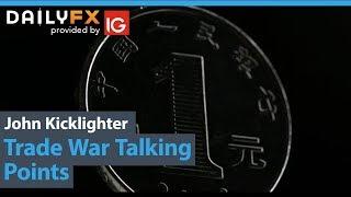 Trade War Talking Points | John Kicklighter
