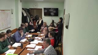 Отчет о заседании Совета депутатов Зюзино 23 января 2018 года