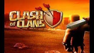 clach of clans #1 ik haat koblins