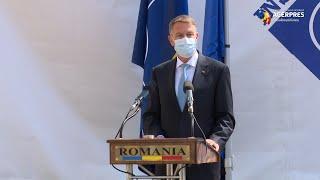 Iohannis: Vom primi un număr semnificativ de doze; îi îndemn pe români să se vaccineze