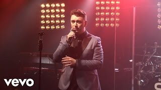 Sam Smith - Leave Your Lover (Live) (Honda Stage at the iHeartRadio Theater)