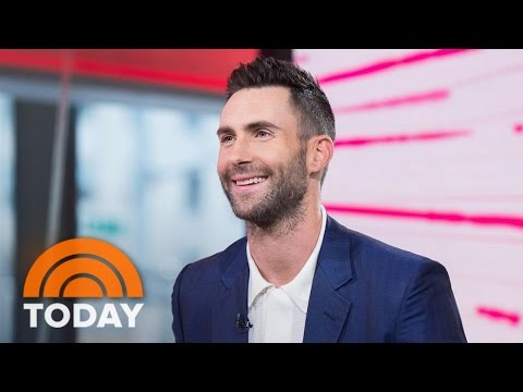 Adam Levine: I Can't See My Life Without 'The Voice' | TODAY Mp3