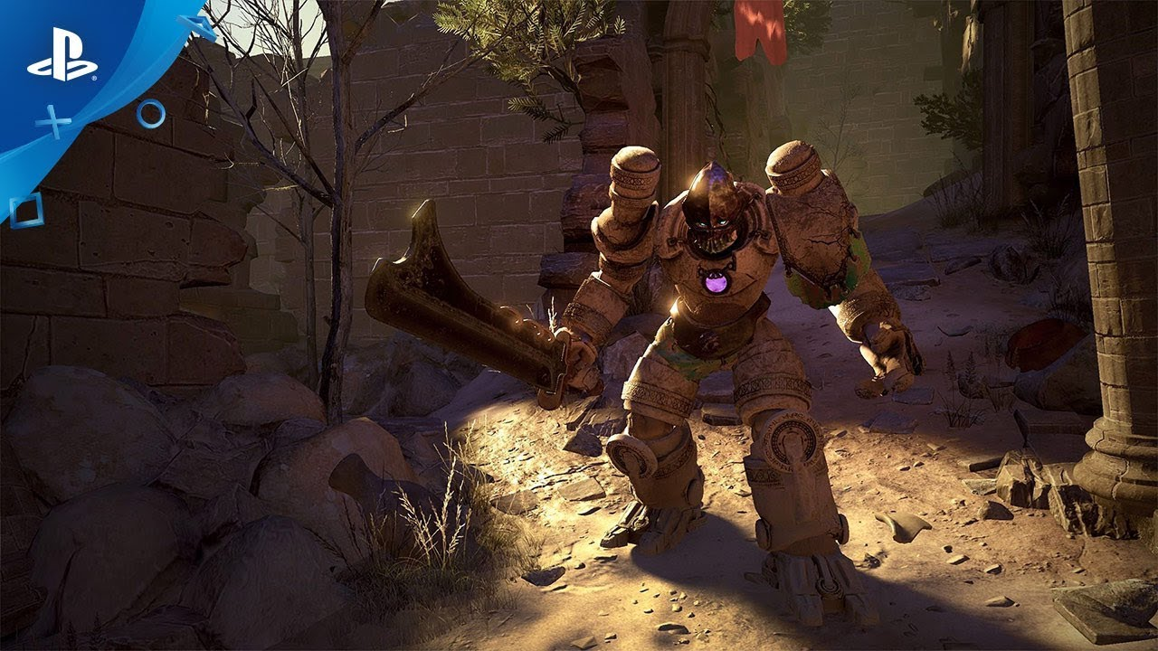 The Risks and Rewards of Golem, Out Tomorrow for PS VR