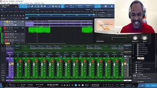 Presonus Studio One 3 How To Properly GAIN STAGE For A Better Mix By. (DoubleK Production)