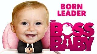 БЭБИБОСС молокосос / Boss Baby