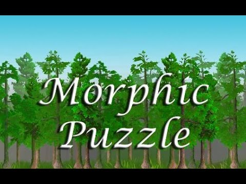 morphic puzzle обзор игры андроид game rewiew android