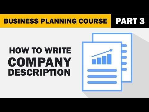 mp4 Business Plan General Company Description Sample, download Business Plan General Company Description Sample video klip Business Plan General Company Description Sample