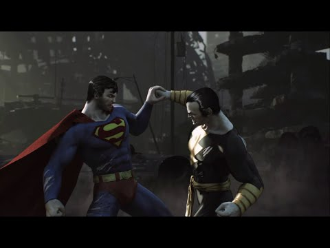DC Universe - Lex Luthor kills Superman !
