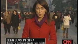 Growing Up Black In China