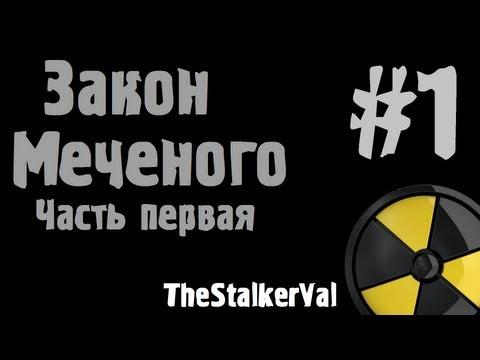Stalker Закон Меченого - Часть 1 [Летающая хрень]