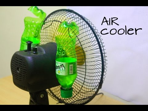 Make Your Very Own DIY Air Conditioner