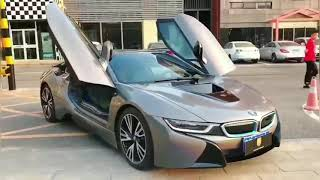 BMW i8 Supper Car