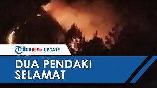 Gunung Panderman Terbakar, Pendakian Sementara Ditutup
