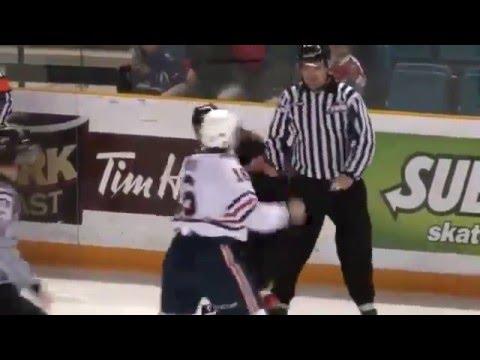 Nick Chyzowski vs. Jakob LaPointe
