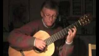 Over the Rainbow (on classical guitar) Per-Olov Kindgren