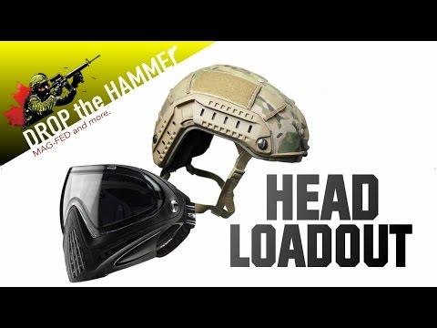 Emerson Fast Helmet MC + Dye i4 COMBO