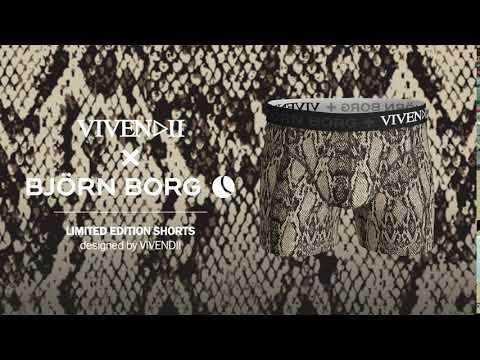 Vivendii x Björn Borg - Python