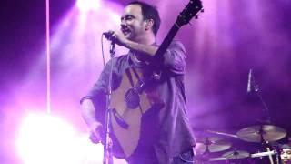 "Dave Matthews Band ""Jimi Thing"" scat (4-25-09)  Nashville - front row!"
