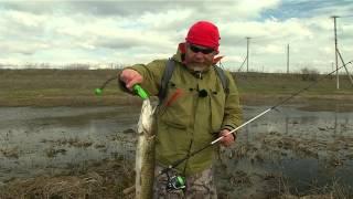 Стикбейт для ловли щуки