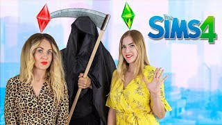 The Sims 4 In Real Life / Living Like My Sim!