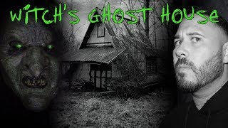 ATTACKED BY GHOST WITCH AT 3AM (THE WITCH'S HOUSE INVESTIGATION) | OmarGoshTV