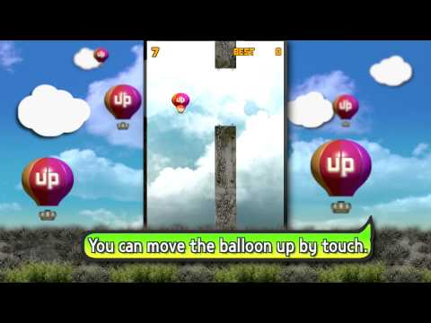 Video of Flappy Balloon