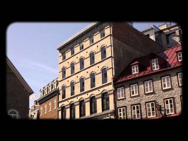 Centro histórico de Québec