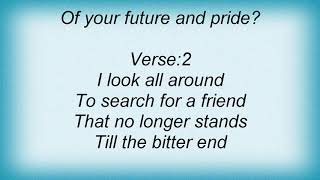 Alicia Keys - When Gone Is The Glory Lyrics