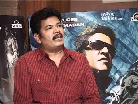 Shankar and Aishwarya Rai Interview about Robo