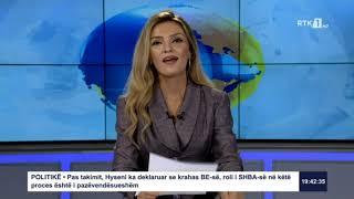 Lajmet qendrore 19:30 04.08.2020