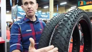 Ben From Kenda Talks About Juggernaut Fat-bike Tires