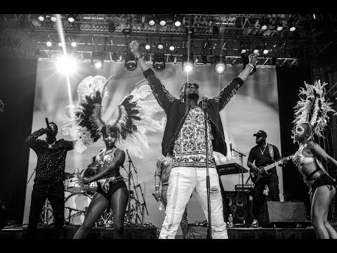 D'Banj Performing in New York City August 10 2017